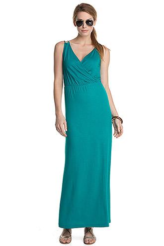 Esprit Abendkleid grün