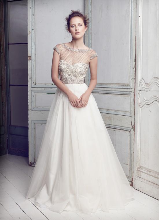Collette Dinnigan Wedding Dress
