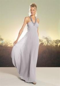 Lange Abendkleider Trends 2010